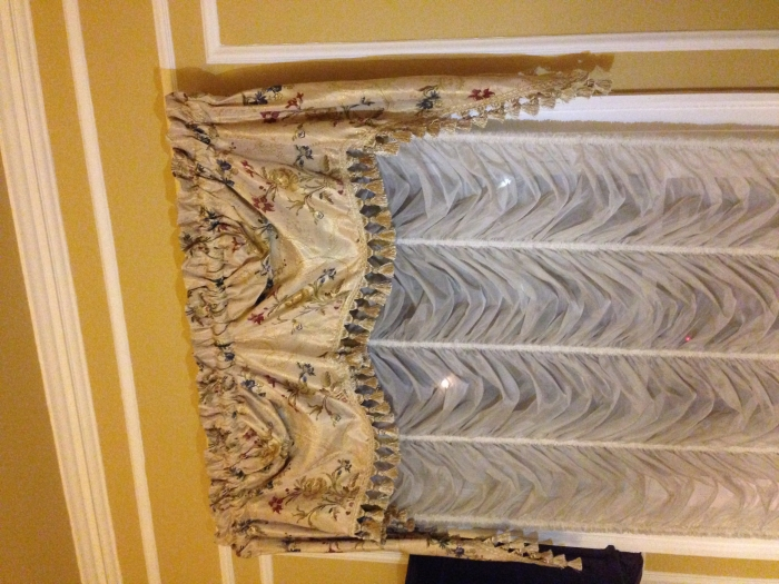 Curtains Ideas austrian valances curtains : Jewel Valance and Jewel Austrian Valance - Swags Galore - Kitchen ...